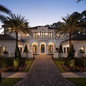 Custom Homes by J Richard Watson Constriction